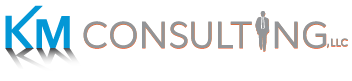 KM Consulting Logo